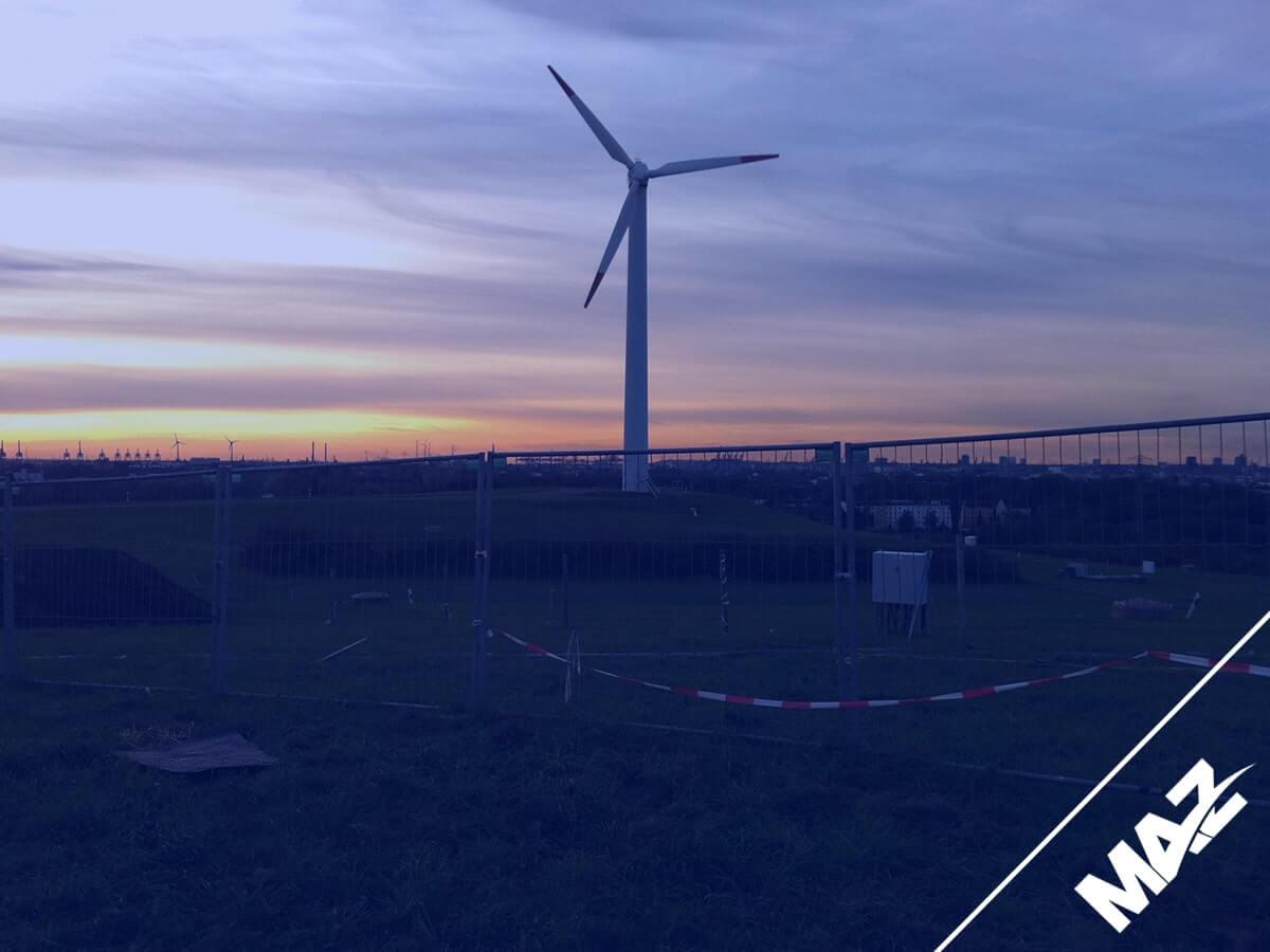 Windkraftanlage-1
